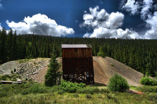 Napoleon Pass Trail
