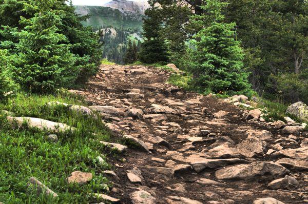 Union Canyon Trail