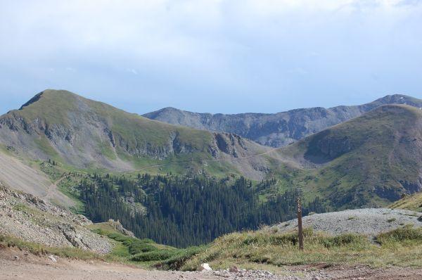 Tomichi Pass Trail