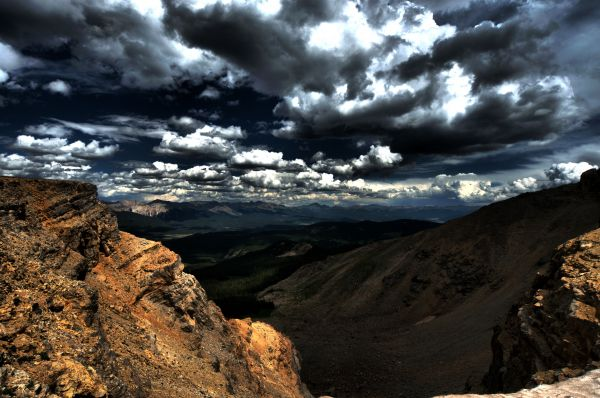 Italian Creek, Reno Ridge Trail