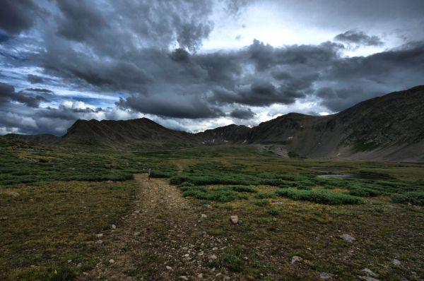 Pomeroy Lakes Trail