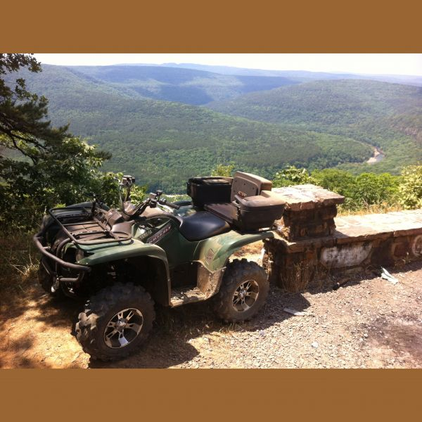 Moccasin Gap Trail