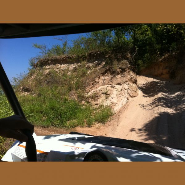 Lake Eufaula Damsite ATV Trail