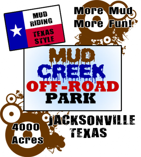 Mud Creek Off-Road Park- Closed Permanently