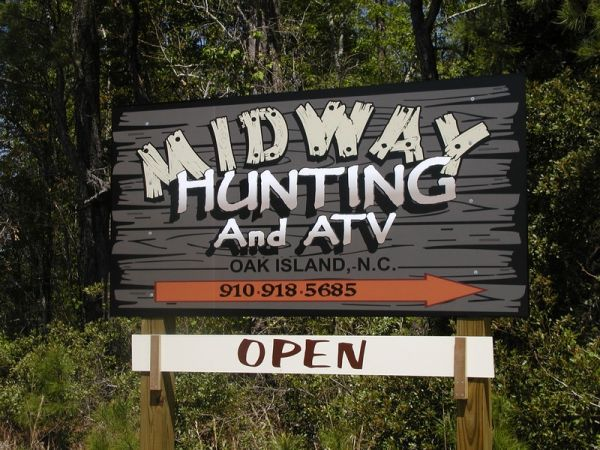 Midway Hunting And ATV Park