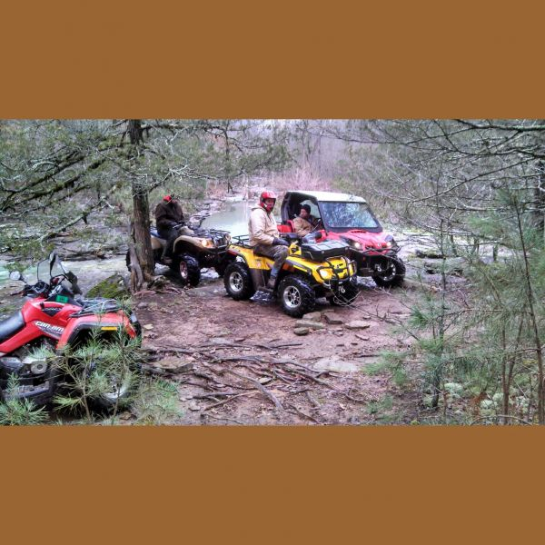 Brock Creek Trail