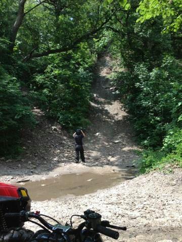 Tuttle Creek ORV Area