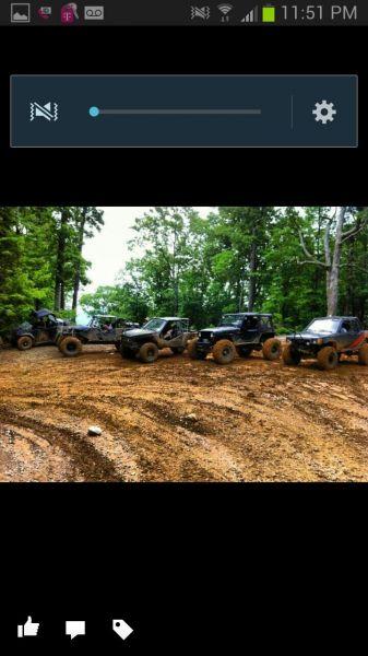 Coal Creek OHV Area