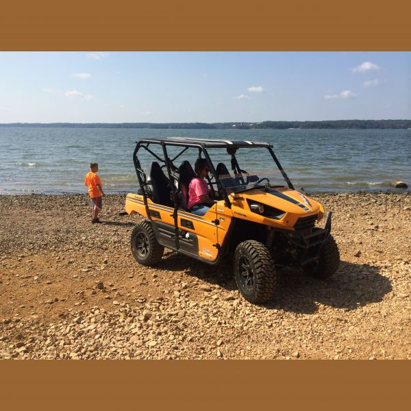 Land Between the Lakes: Turkey Bay OHV Area