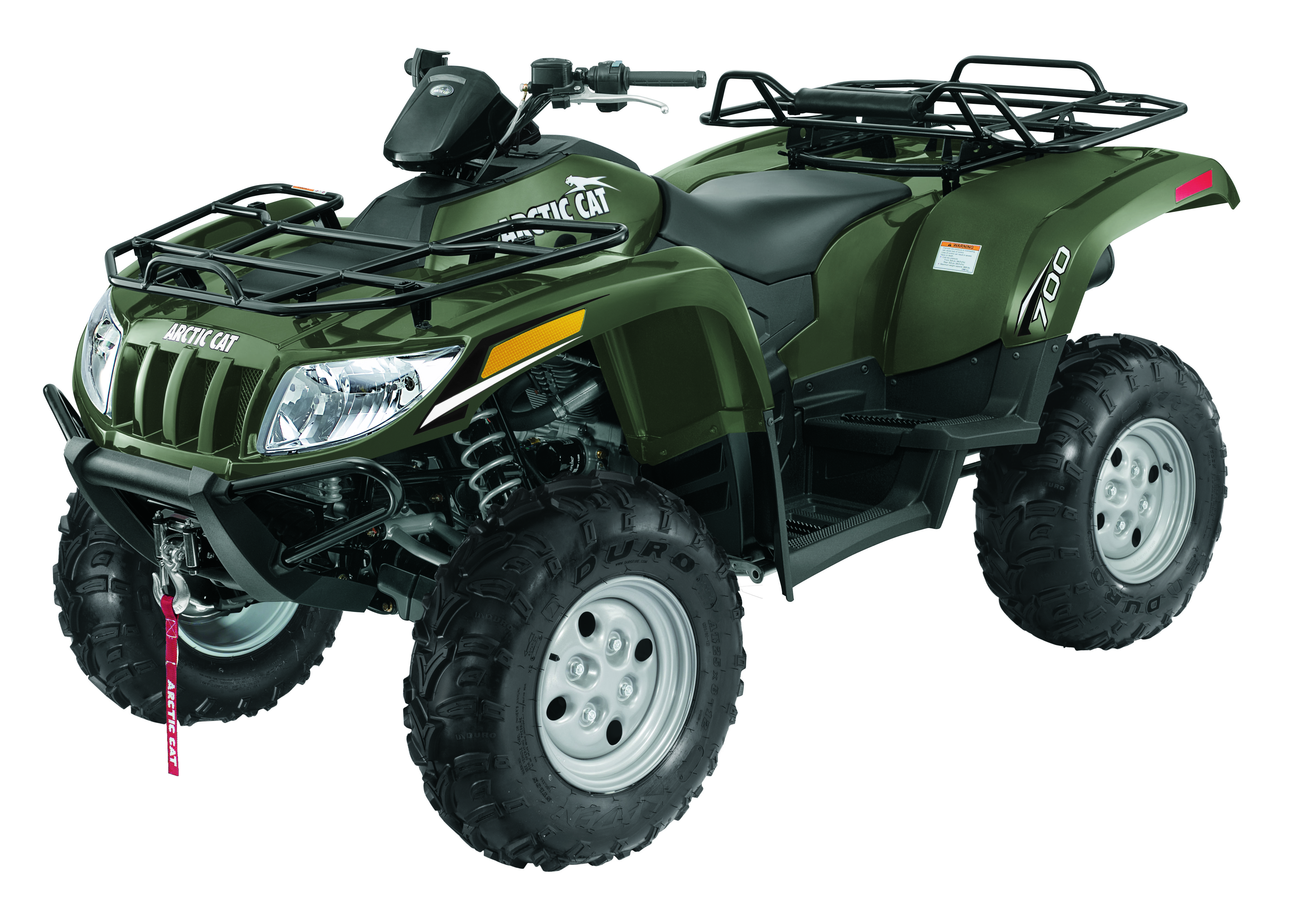 2013 Arctic Cat Lineup