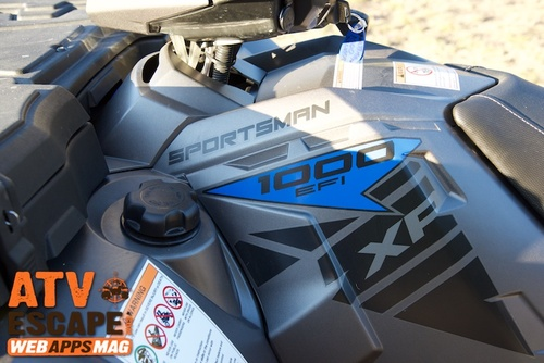Polaris Sportsman XP 1000 LE Review