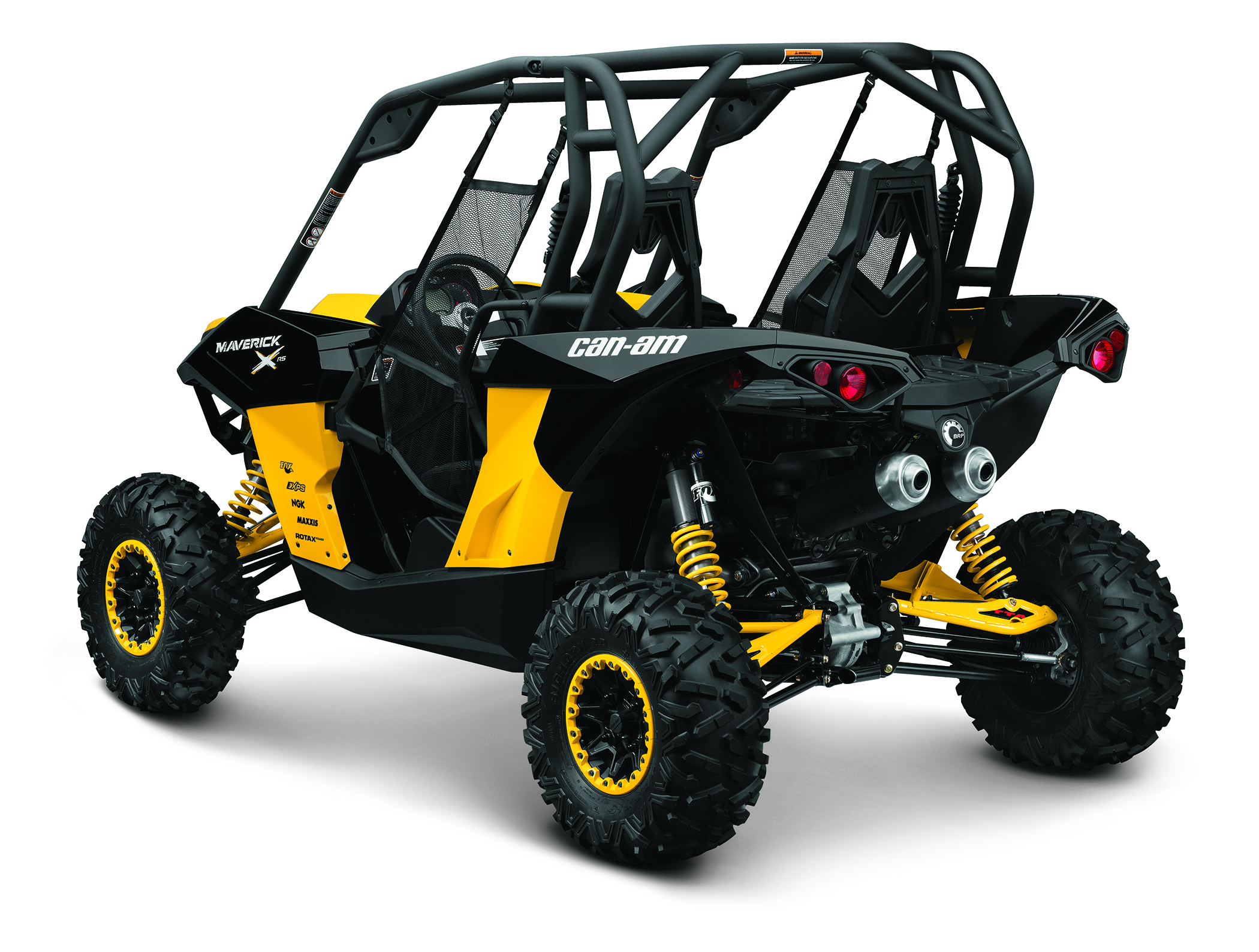 New Can-Am Maverick Side-By-Side