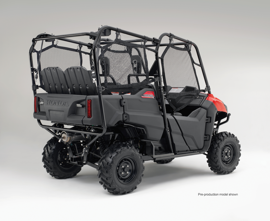 2014 Honda Pioneer Side-By-Side