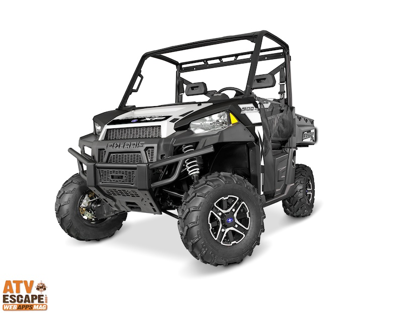 2015 Polaris Ranger XP 900 & Crew