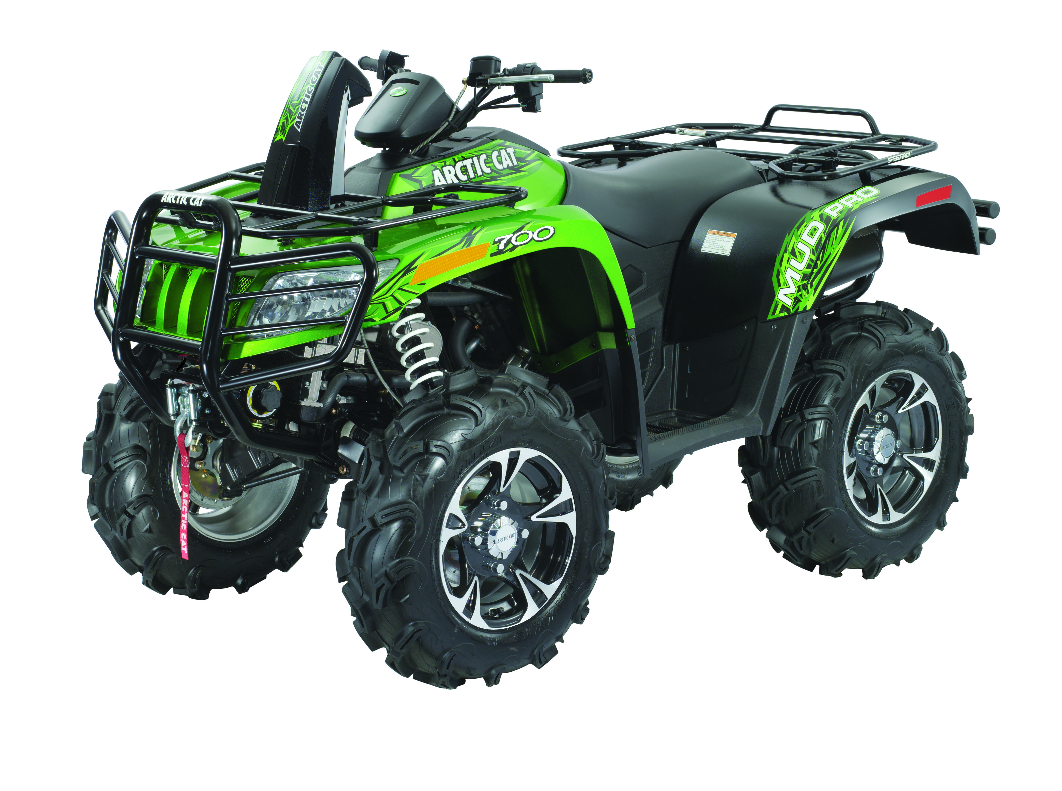 2013 New ATVs and UTVs