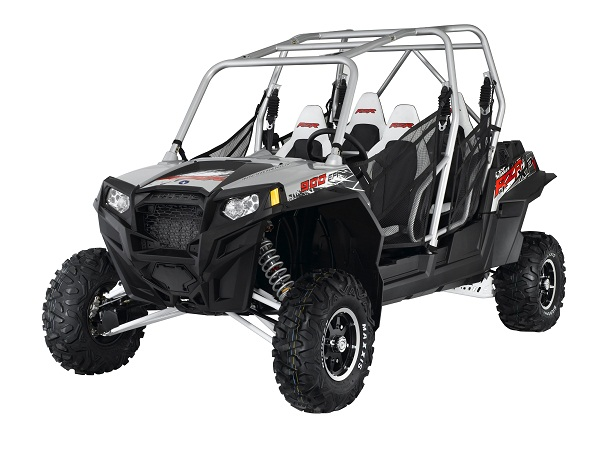 2012 Polaris Ranger RZR XP 4