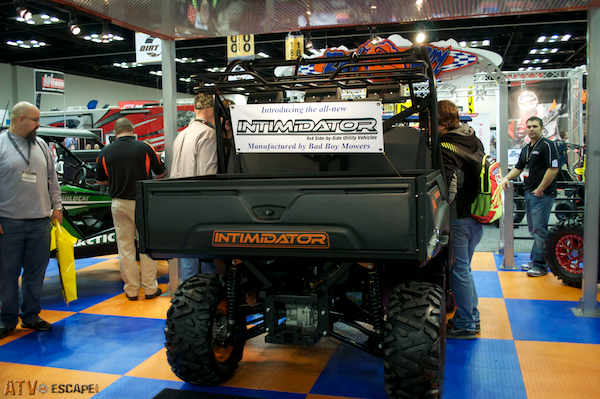 2013 Bad Boy Intimidator UTV