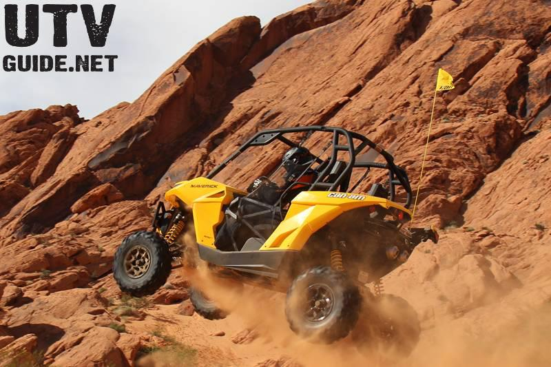 2013 Can-Am Maverick Review