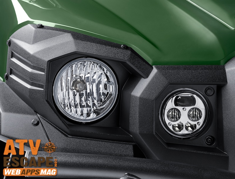 2015 New ATVs and UTVs