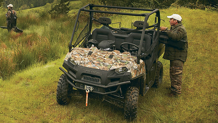 2012 Polaris Limited Editions