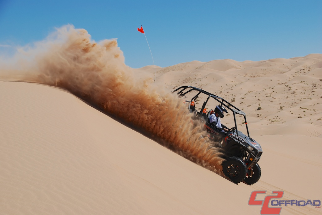 Polaris RZR XP 4 1000 Test