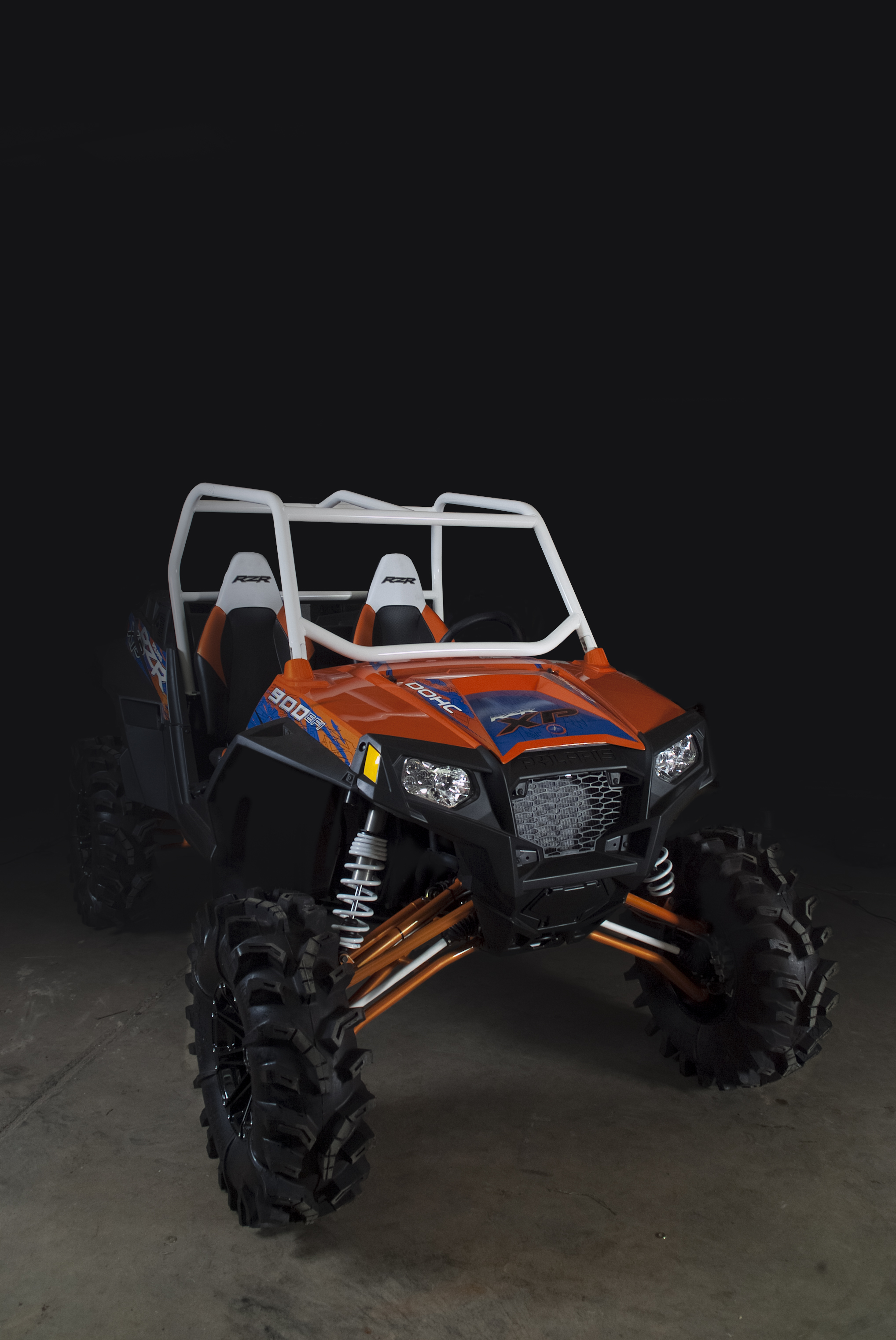2013 RZR 900 XP Custom Build by S3 Power Sports